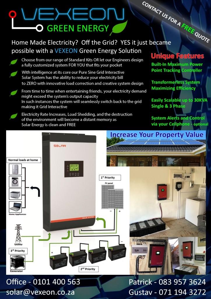 Green Energy Flyer S